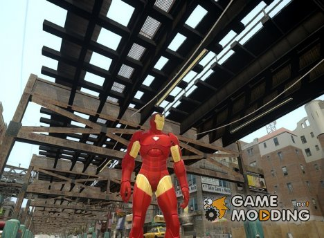 Iron Man Mk3 Suit for GTA 4
