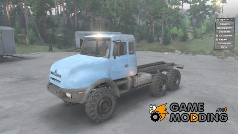 Урал 44202 for Spintires 2014