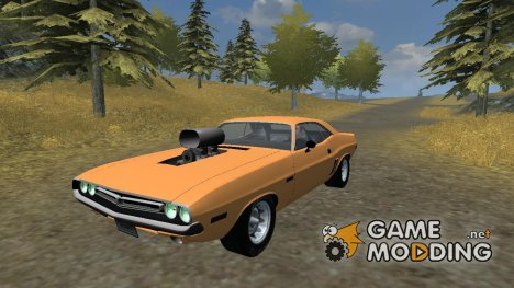 Dodge Challenger for Farming Simulator 2013