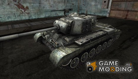 Шкурка для M46 Patton №14 for World of Tanks