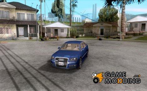 Audi A8 из Перевозчика 3 for GTA San Andreas