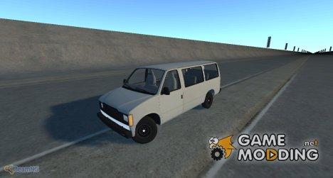Gavril H-series Passenger minibus for BeamNG.Drive