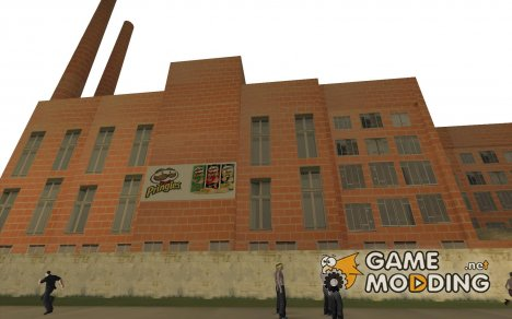 Pringles Factory for GTA San Andreas