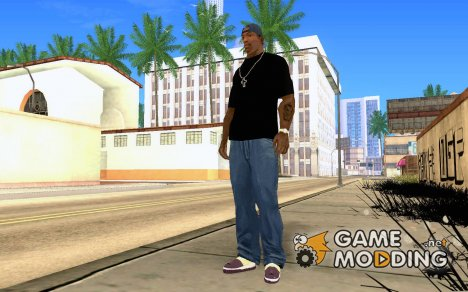 Bobbito Garcia AF1 for GTA San Andreas