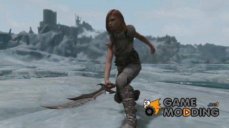 Blade of Mists for TES V Skyrim