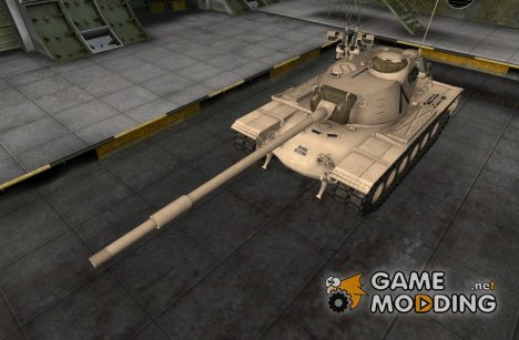 Шкурка для T110E5 (+remodel) for World of Tanks