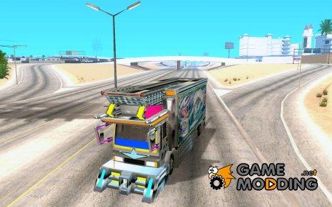 Японский грузовичок для GTA San Andreas