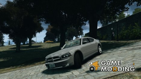 Dodge Charger RT Hemi 2008 for GTA 4