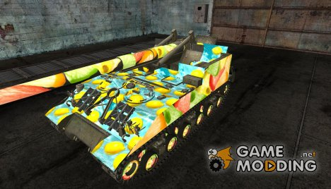 M40M43 от loli for World of Tanks