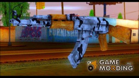 AK-47 from Rekoil v.2 для GTA San Andreas