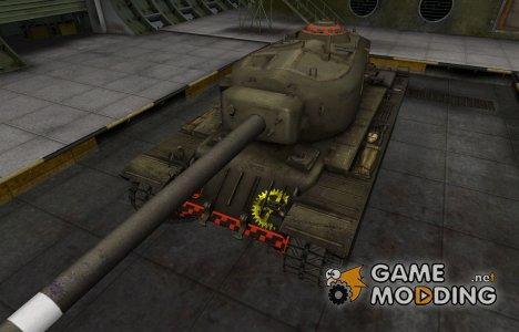 Качественные зоны пробития для T34 for World of Tanks