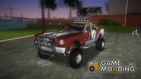 Ford Mustang Sandroadster v3.0 for GTA Vice City