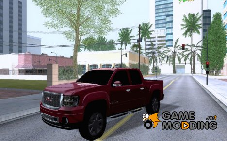 2012 GMC Sierra Denali for GTA San Andreas