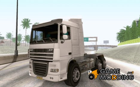 DAF XF 6x2 for GTA San Andreas