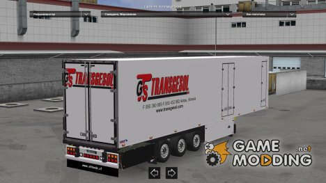 Transgesol для Euro Truck Simulator 2
