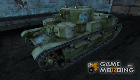 Т-28 Prohor1981 для World of Tanks