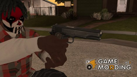 Colt M1911 LQ for GTA San Andreas