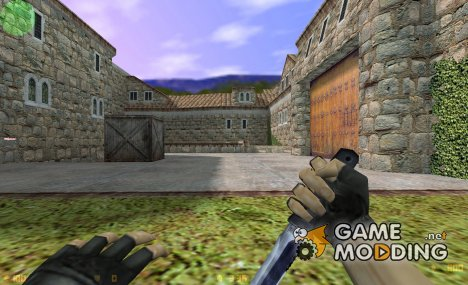 CS Oldschool Knife для Counter-Strike 1.6