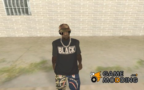 New skin fam2 for GTA San Andreas