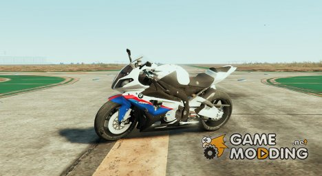 BMW S1000RR 2013 for GTA 5