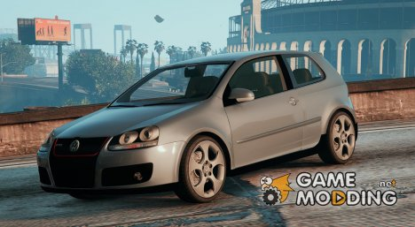 2006 Volkswagen Golf GTI V V1.1 for GTA 5