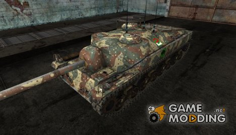 Шкурка для T28 for World of Tanks
