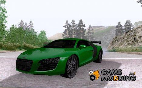 Audi R8 Le Mans для GTA San Andreas