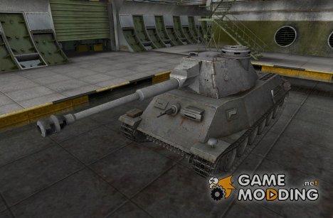 Ремоделлинг для T-25 для World of Tanks