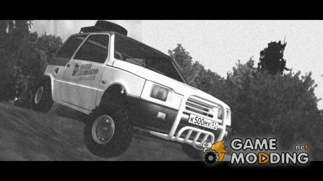 "ВАЗ 1111 Ока ""Полиция Gamemodding"" для GTA San Andreas"