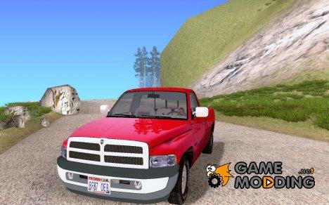 Dodge Ram 2500 for GTA San Andreas
