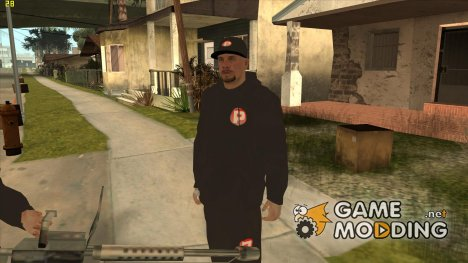 PAStent Gang:3rd mobster для GTA San Andreas