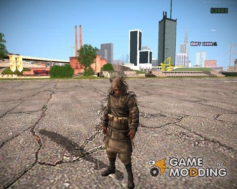 Советский Снайпер for GTA San Andreas