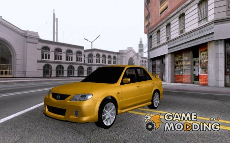 Mazda Speed Familia 2001 V1.0 для GTA San Andreas