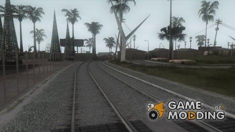 Сборник лучших текстур для слабых PC для GTA San Andreas
