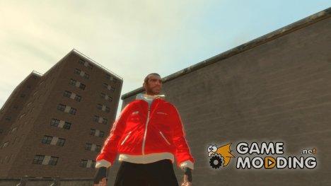 Ветровка Adidas v.1 для GTA 4