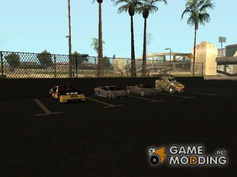Гоночные тачки для GTA San Andreas