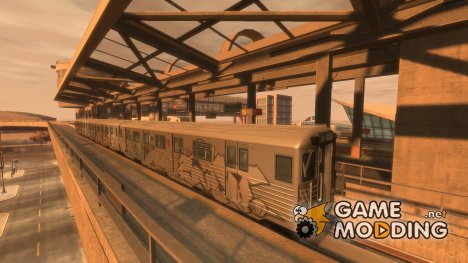 Train View for GTA 4