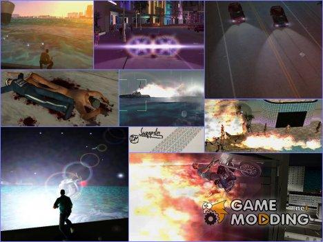 Замена эффектов for GTA Vice City