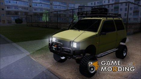 ВАЗ 1111 Ока 4x4 for GTA San Andreas