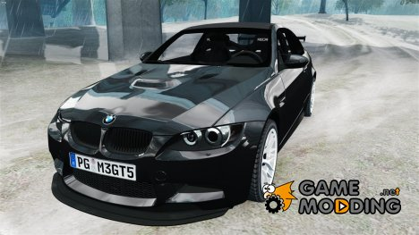 BMW M3 GTS for GTA 4