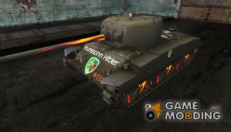 T20 от seohosung для World of Tanks