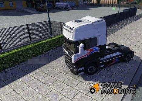 Новые тротуары для Euro Truck Simulator 2