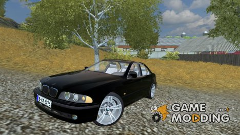BMW E39 for Farming Simulator 2013