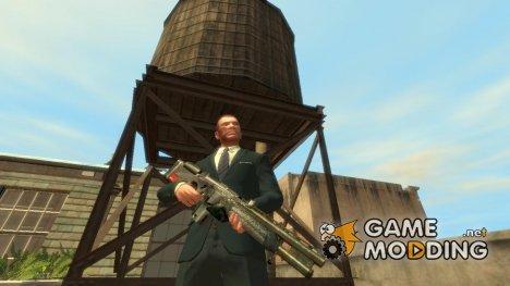 Zoom-B K-L-R HK Auto-Shotgun v.2 для GTA 4