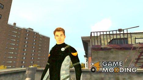 Джеймс Т. Кирк for GTA 4