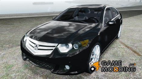 Honda Accord 2008 для GTA 4
