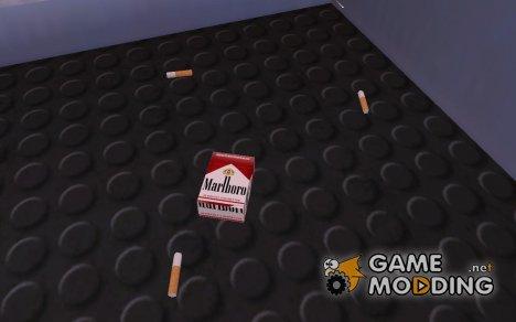 Новые пачки сигарет для GTA San Andreas