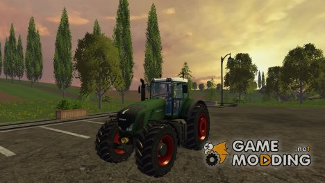 Fendt Vario 936 for Farming Simulator 2015