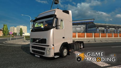 Volvo fh Chińczyk for Euro Truck Simulator 2