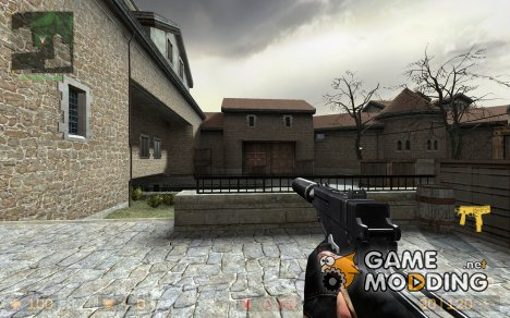Skorpion Vz.61 for Tmp for Counter-Strike Source